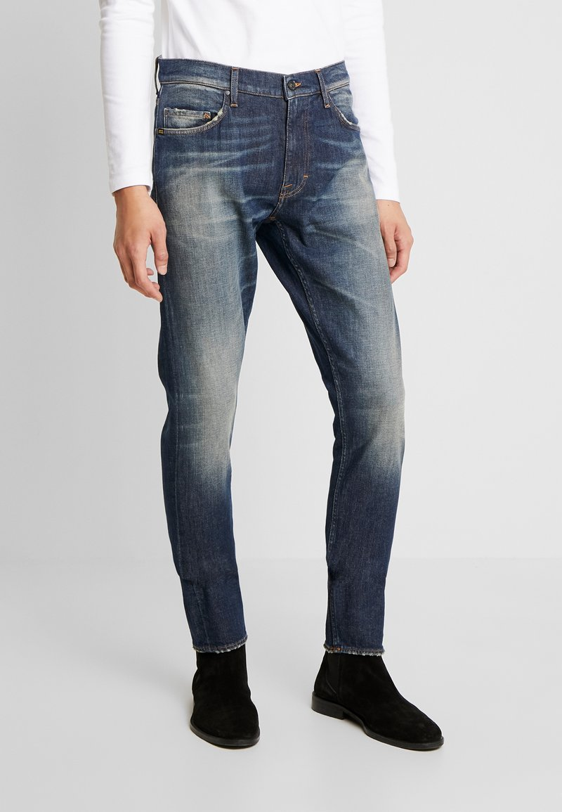 Tiger of Sweden Jeans - PISTOLERO - Jeans straight leg - royal blue