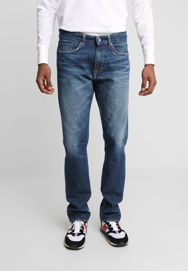 REX - Straight leg jeans - royal blue