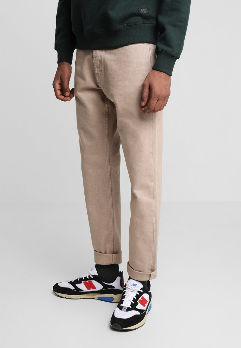 Tiger of Sweden Jeans - NIX - Relaxed fit jeans - sand