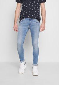 Tiger of Sweden Jeans - Jeans slim fit - light blue - 0