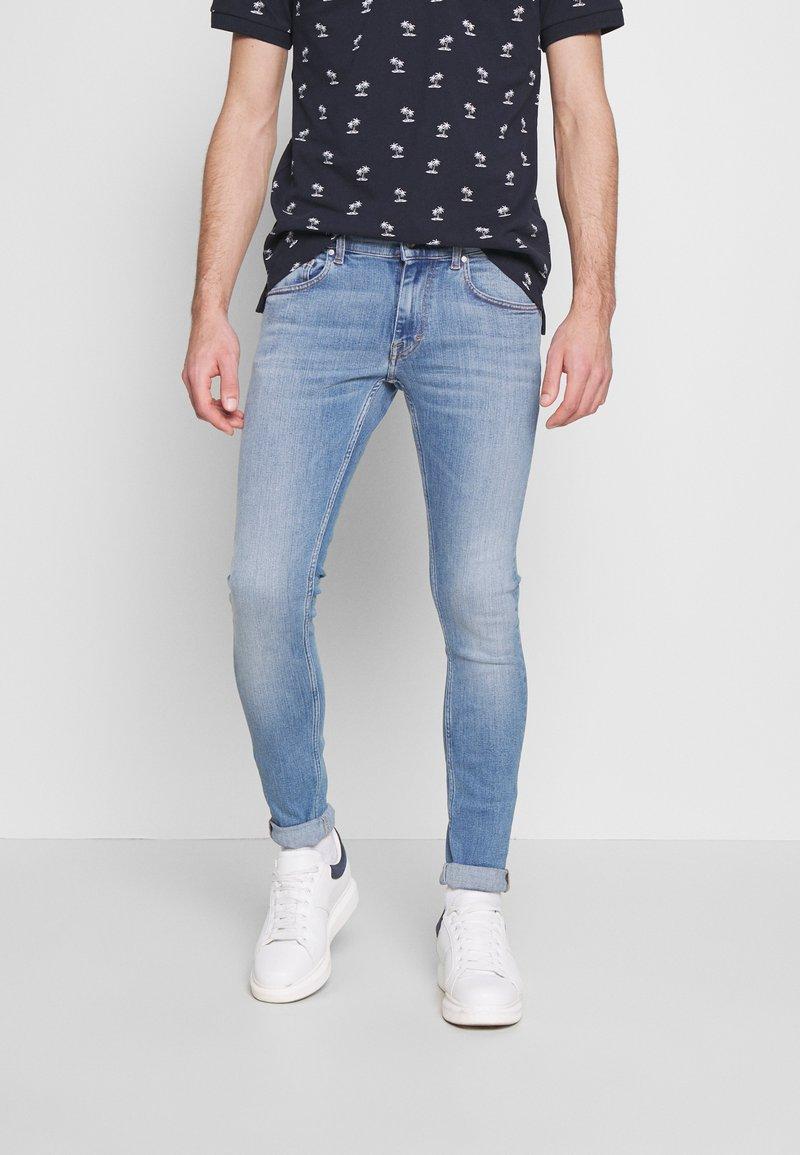 Tiger of Sweden Jeans - Jeans slim fit - light blue