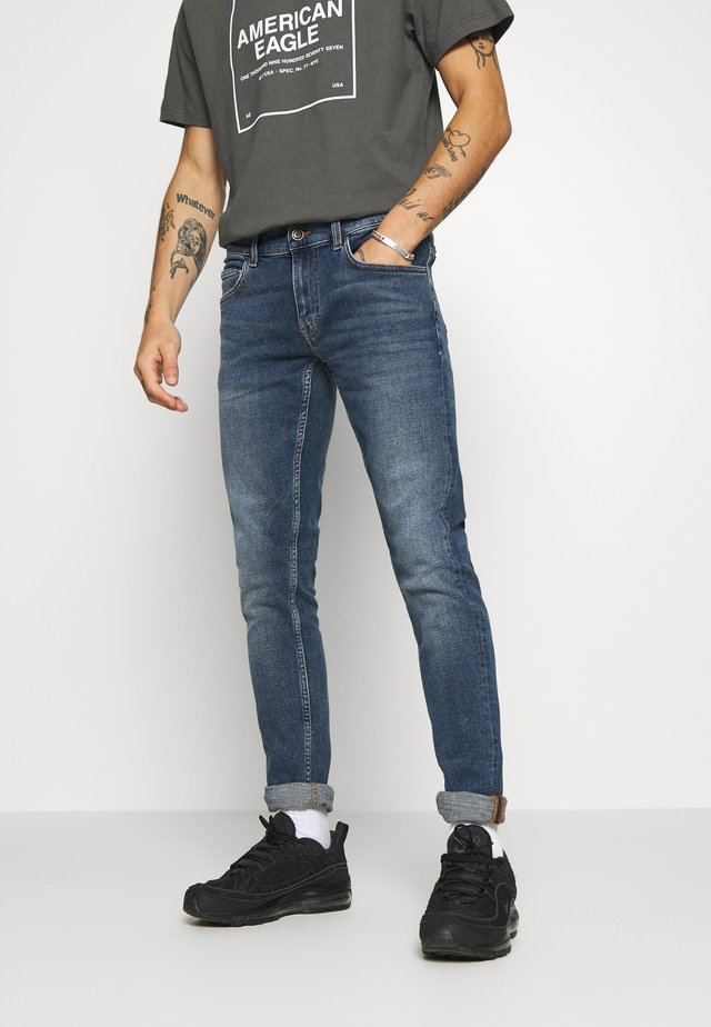 Jeansy Skinny Fit - super
