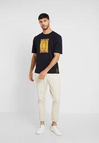 Tiger of Sweden Jeans - PRO  - T-shirt med print - black - 1