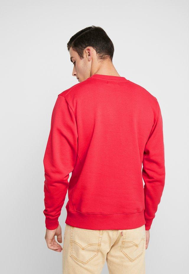 DENIZ - Sweatshirt - red