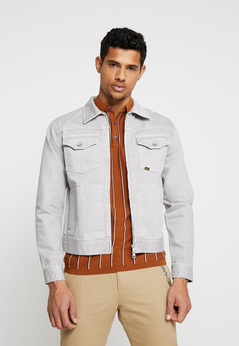 Tiger of Sweden Jeans - CRUST - Jeansjacke - ice grey