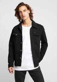 Tiger of Sweden Jeans - GET - Džínová bunda - black - 0
