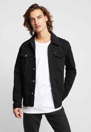 GET - Džínová bunda - black