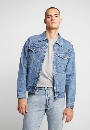 CRUST - Denim jacket - light blue
