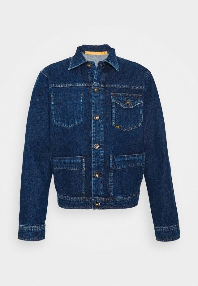 MYTH - Denim jacket - royal blue