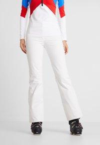 Toni Sailer - VICTORIA - Snow pants - bright white - 0
