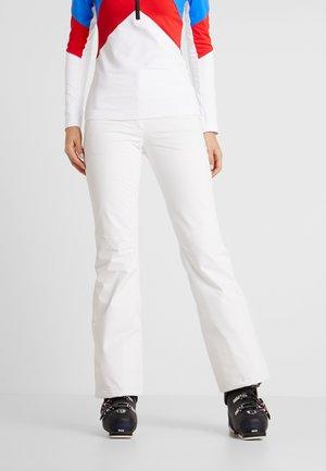 VICTORIA - Snow pants - bright white