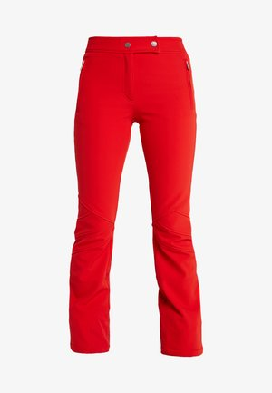 SESTRIERE NEW - Snow pants - flame red
