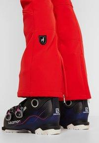 Toni Sailer - SESTRIERE NEW - Ski- & snowboardbukser - flame red - 3