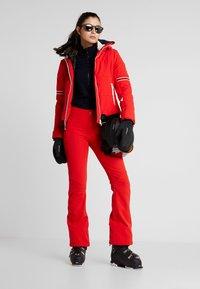Toni Sailer - SESTRIERE NEW - Ski- & snowboardbukser - flame red - 1