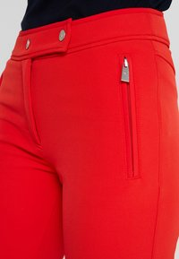 Toni Sailer - SESTRIERE NEW - Snow pants - flame red - 5