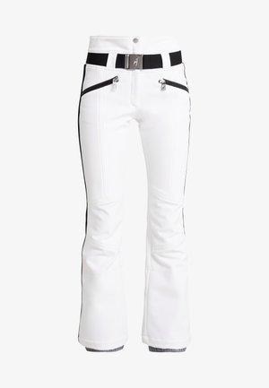 ANAIS NEW - Zimní kalhoty - bright white