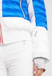 Toni Sailer - MURIEL - Ski jacket - white/red/blue - 5