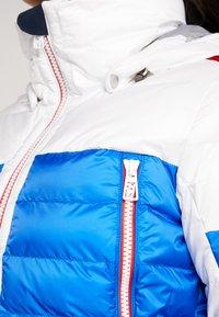 Toni Sailer - MURIEL - Ski jacket - white/red/blue - 4