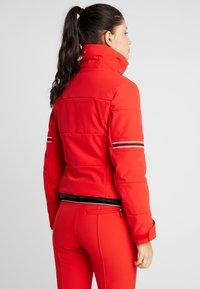 Toni Sailer - ANTONIA - Skijakker - flame red - 3