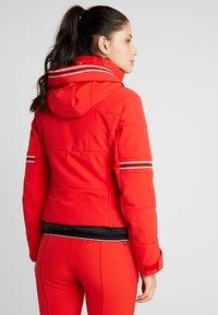 Toni Sailer - ANTONIA - Skijakker - flame red - 2