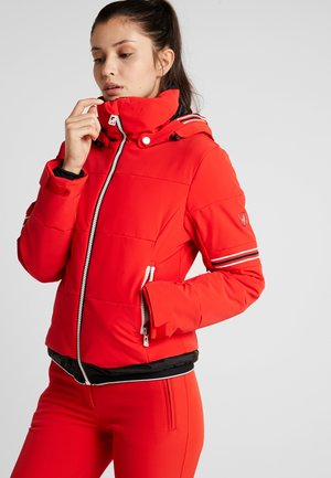 ANTONIA - Veste de ski - flame red