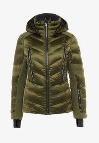 Toni Sailer - NELE SPLENDID - Ski jacket - golden green - 5