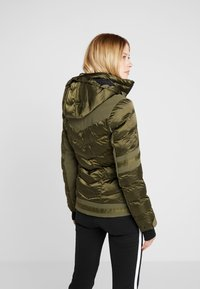 Toni Sailer - NELE SPLENDID - Ski jacket - golden green - 2
