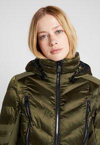 Toni Sailer - NELE SPLENDID - Ski jacket - golden green - 6