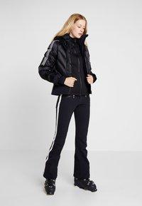 Toni Sailer - ROSA - Fleece jacket - black - 1