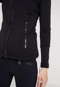 Toni Sailer - ROSA - Fleece jacket - black - 3