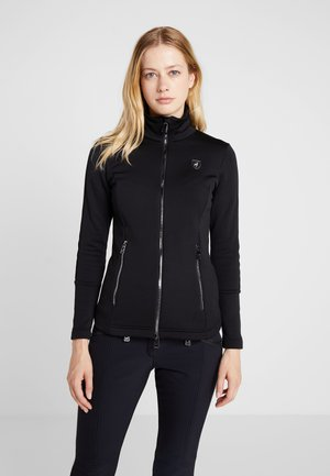 ROSA - Fleecejacke - black