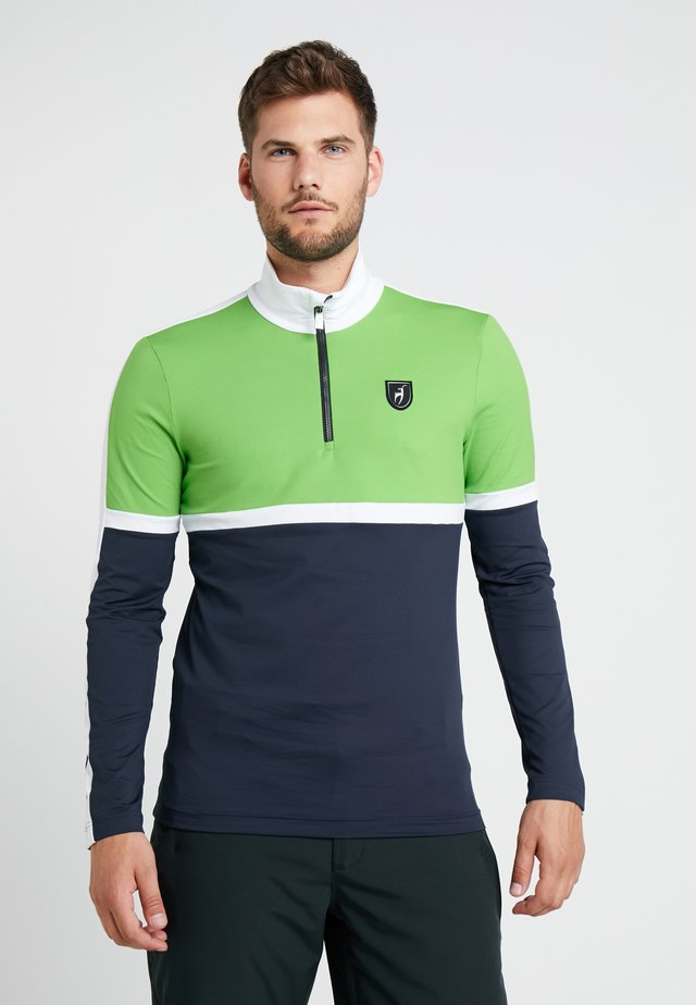 FELIX - Long sleeved top - midnight