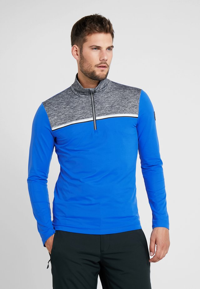 VITUS NEW - Long sleeved top - yves blue