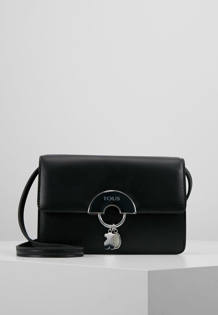 Tous - HOLD CROSSBODY BAG - Torba na ramię - black