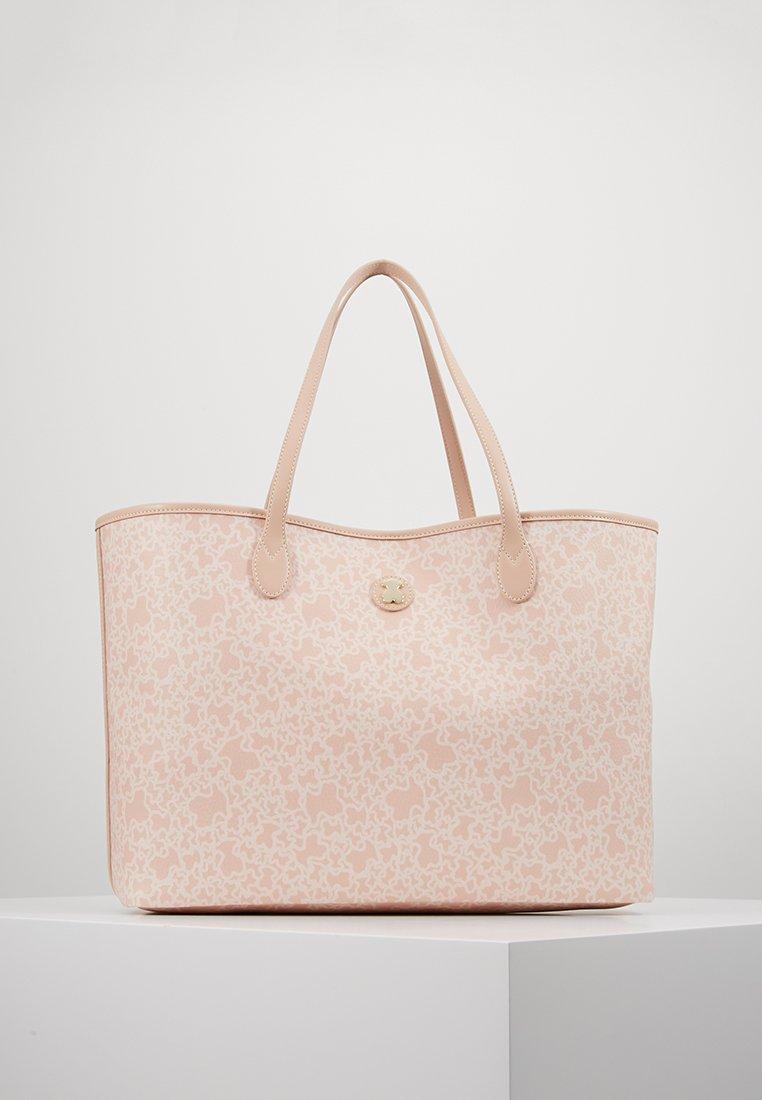 Tous - KAOS MINI TOTE BAG - Bolso shopping - rosa