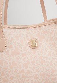 Tous - KAOS MINI TOTE BAG - Shopping Bag - rosa - 7