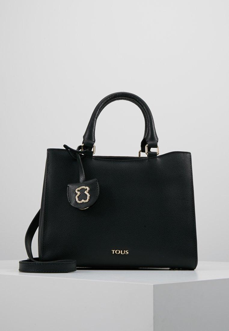 Tous - ODALIS CITY BAG - Handbag - black