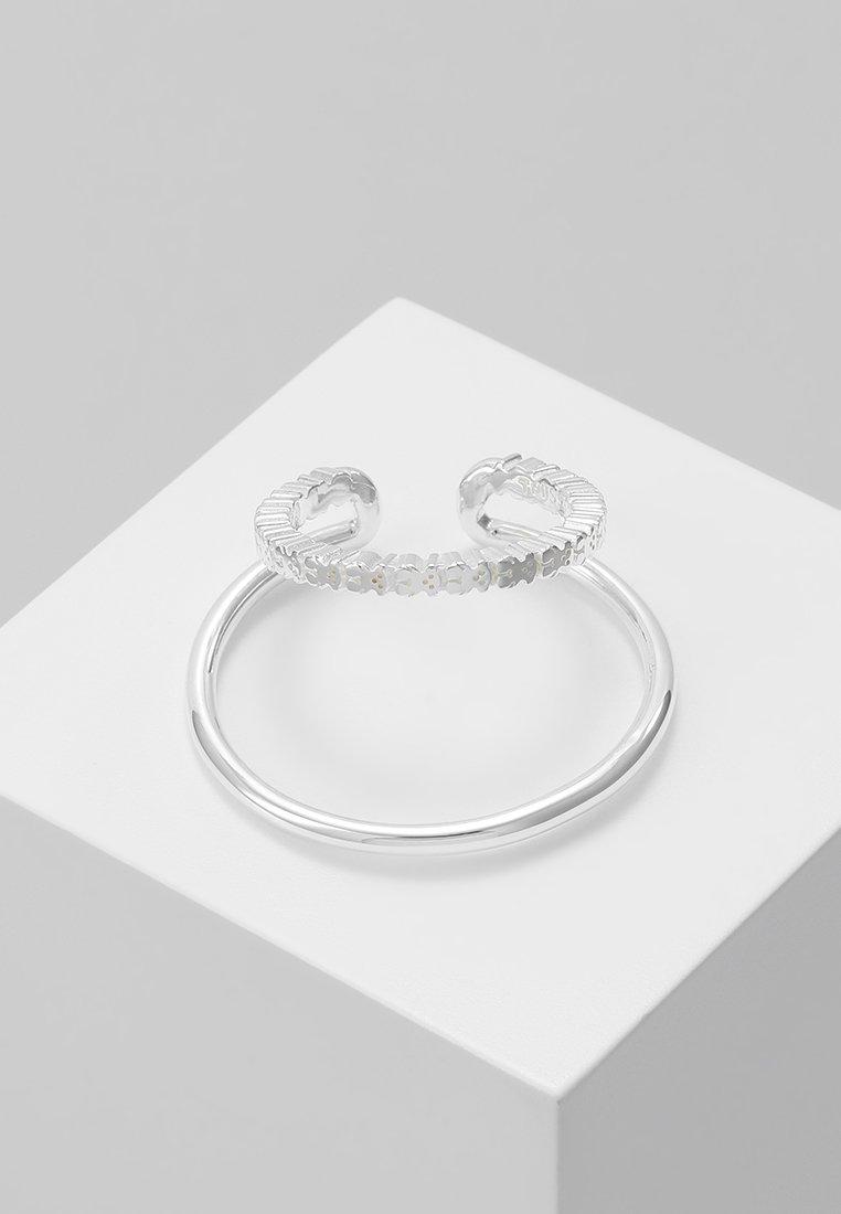 Tous - EARCUFF DOBLE STRAIGHT - Earrings - silver