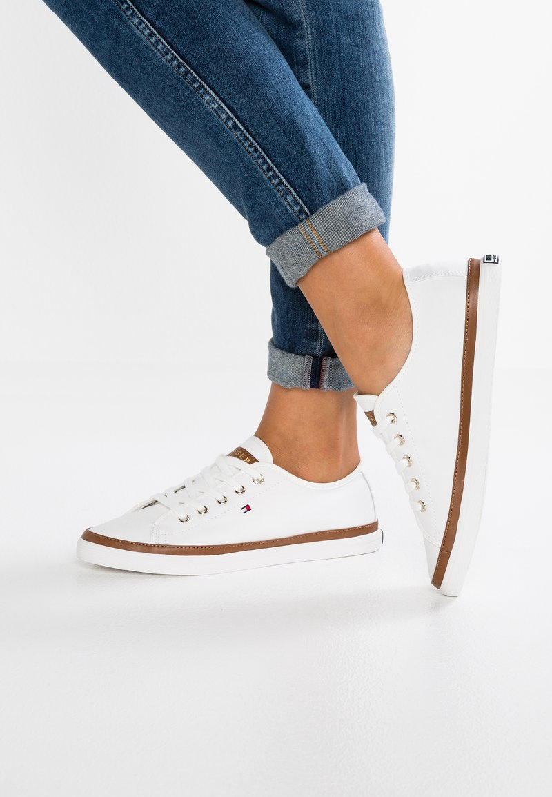 Tommy Hilfiger - ICONIC KESHA  - Sneaker low - white