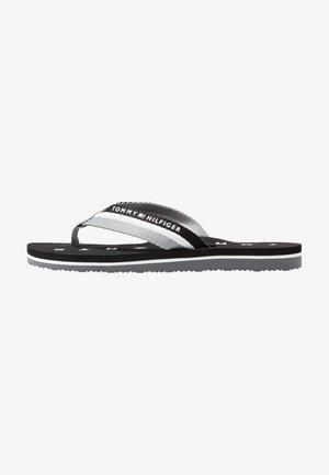 LOVES BEACH - Flip Flops - black