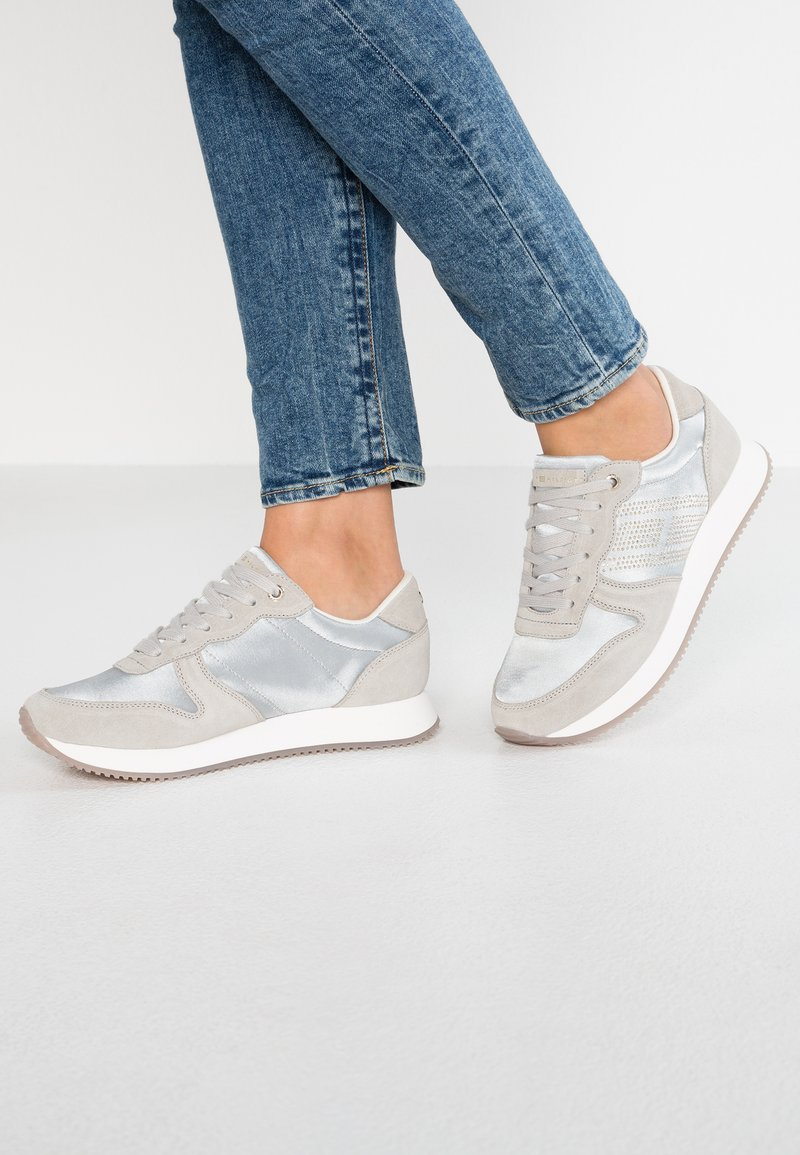 Tommy Hilfiger - SPARKLE CITY  - Sneakers laag - grey