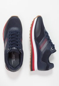Tommy Hilfiger - CORPORATE RETRO  - Trainers - blue - 3