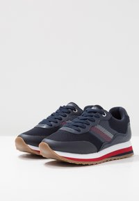 Tommy Hilfiger - CORPORATE RETRO  - Trainers - blue - 4