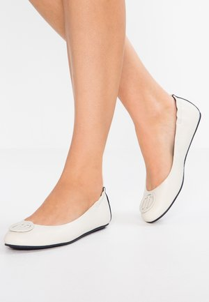 FLEXIBLE - Ballet pumps - white