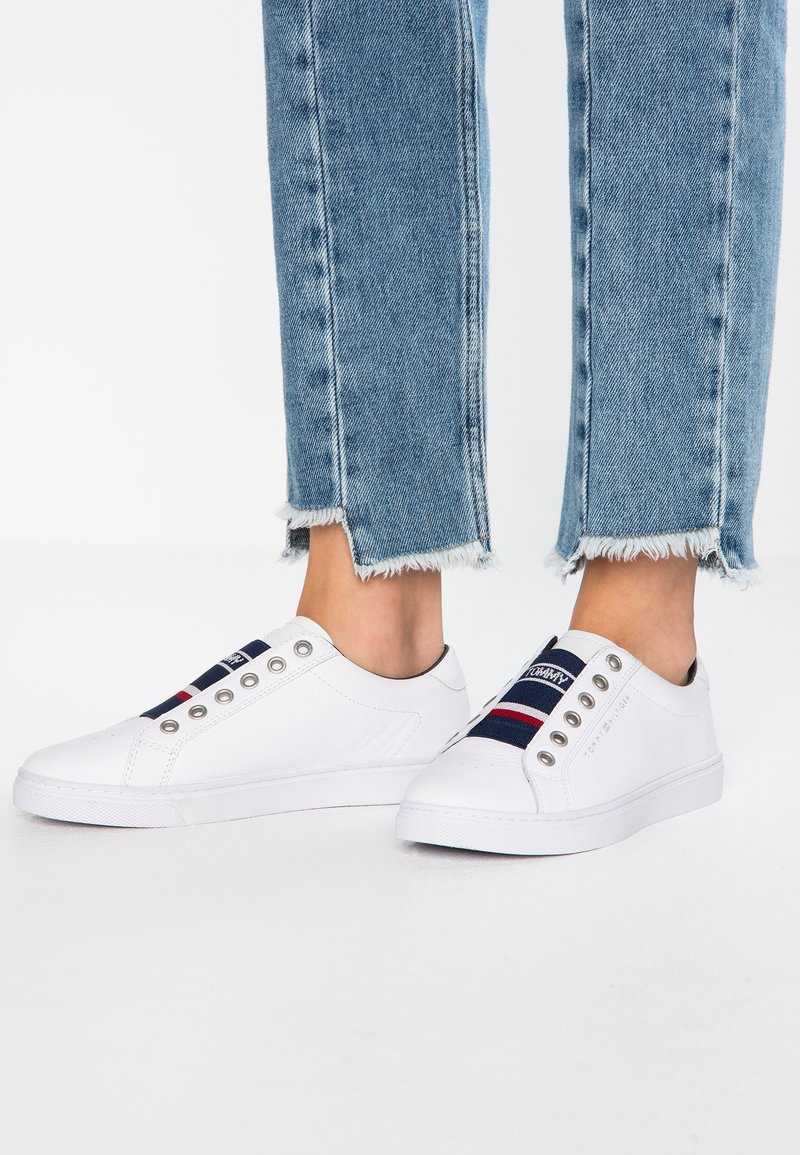 Tommy Hilfiger - CITY  - Instappers - white