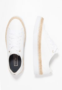 Tommy Hilfiger - CITY - Trainers - white - 3