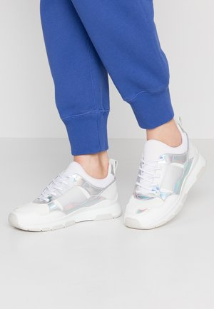 LIFESTYLE IRIDESCENT - Joggesko - white