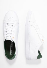 Tommy Hilfiger - TOMMY LACE UP CASUAL  - Trainers - white - 3
