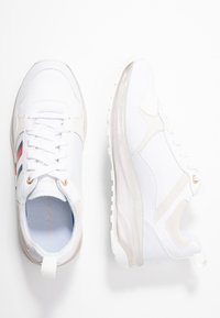 Tommy Hilfiger - TOMMY CORPORATE SPORTY  - Trainers - white - 3