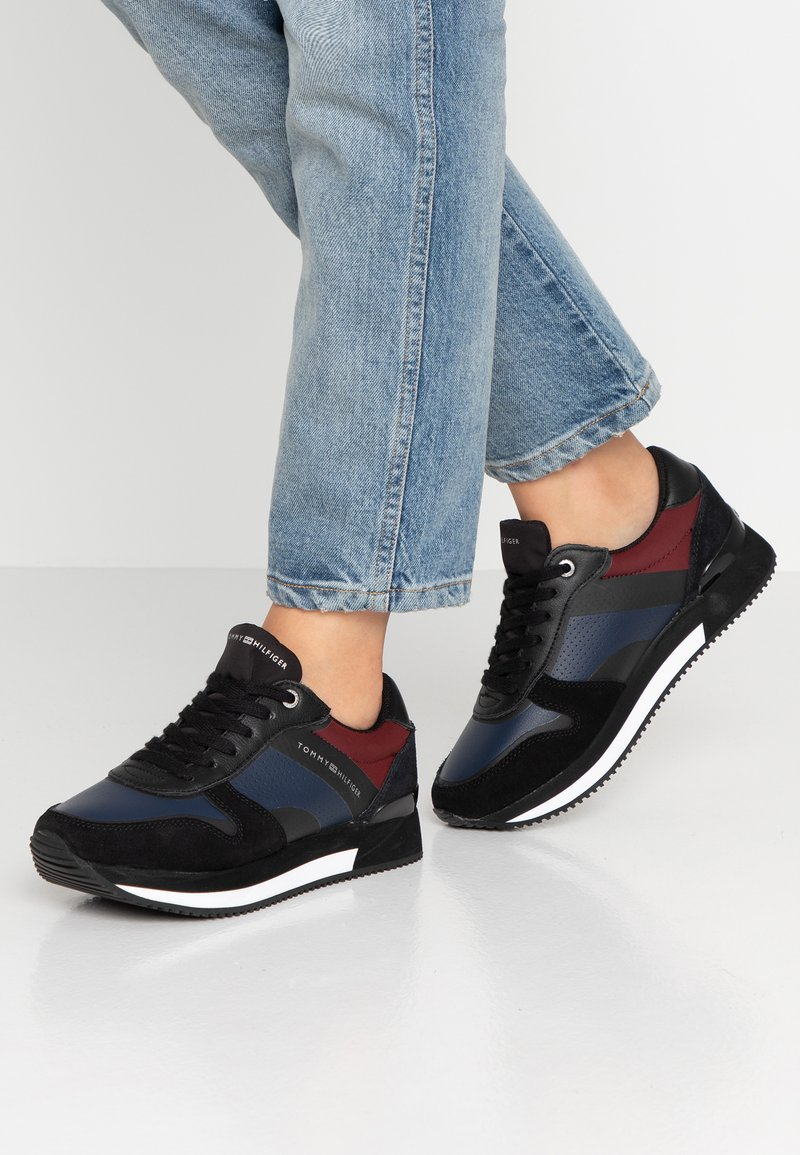 Tommy Hilfiger - ACTIVE CITY - Sneaker low - black